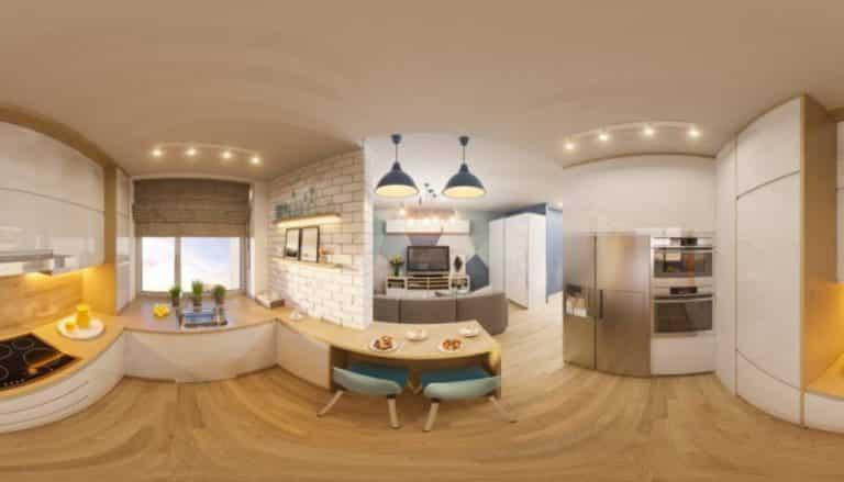 Neue Möglichkeiten bei der Immobilienvermarktung: Besichtigung per Mausklick