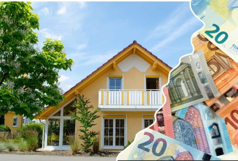 Hausverkauf: Wann verdient der Staat mit?