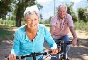 Sport im Alter Teammakler wohnen im Alter Immobilienverkauf