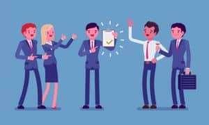 Teammakler Immobilienverkauf Preisverhandlungen