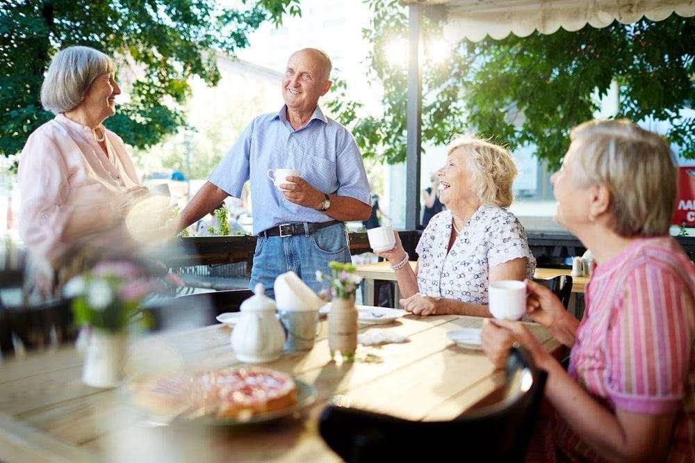 Senioren-WG Wohnen im Alter Teammakler