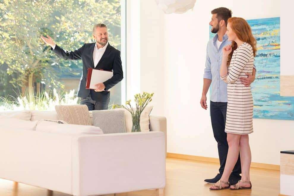 Immobilien-Besichtigung Maklerbewertung