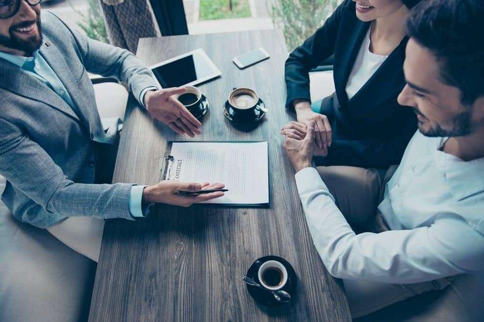 Teammakler Reservierungsvereinabrung Immobilie vermieten Verkaufen