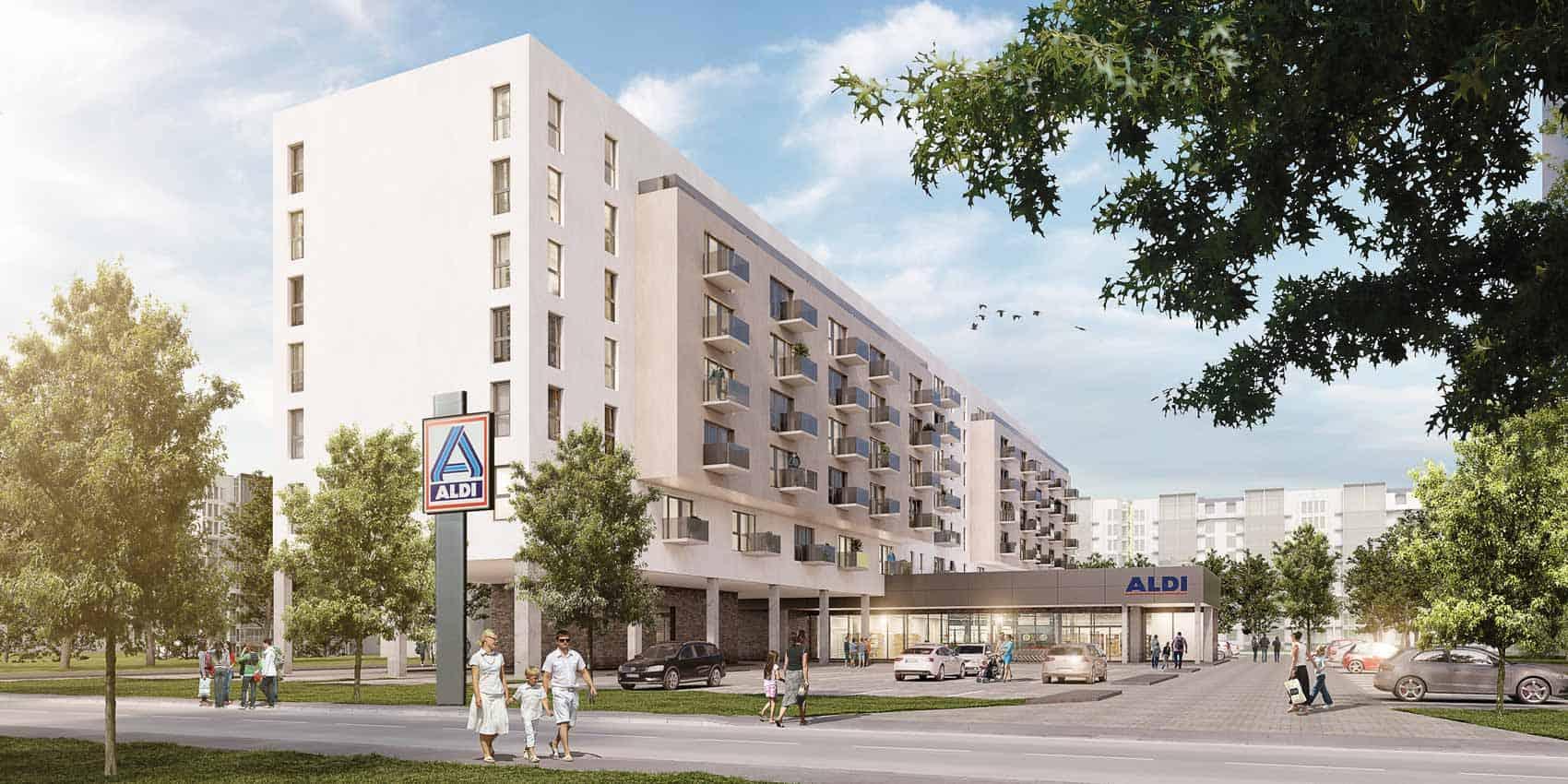 Immobilienmakler | | Wohnen auf dem Discounter | Quickborn | Ellerau | Bönningstedt | Hamburg | Norderstedt | Pinneberg