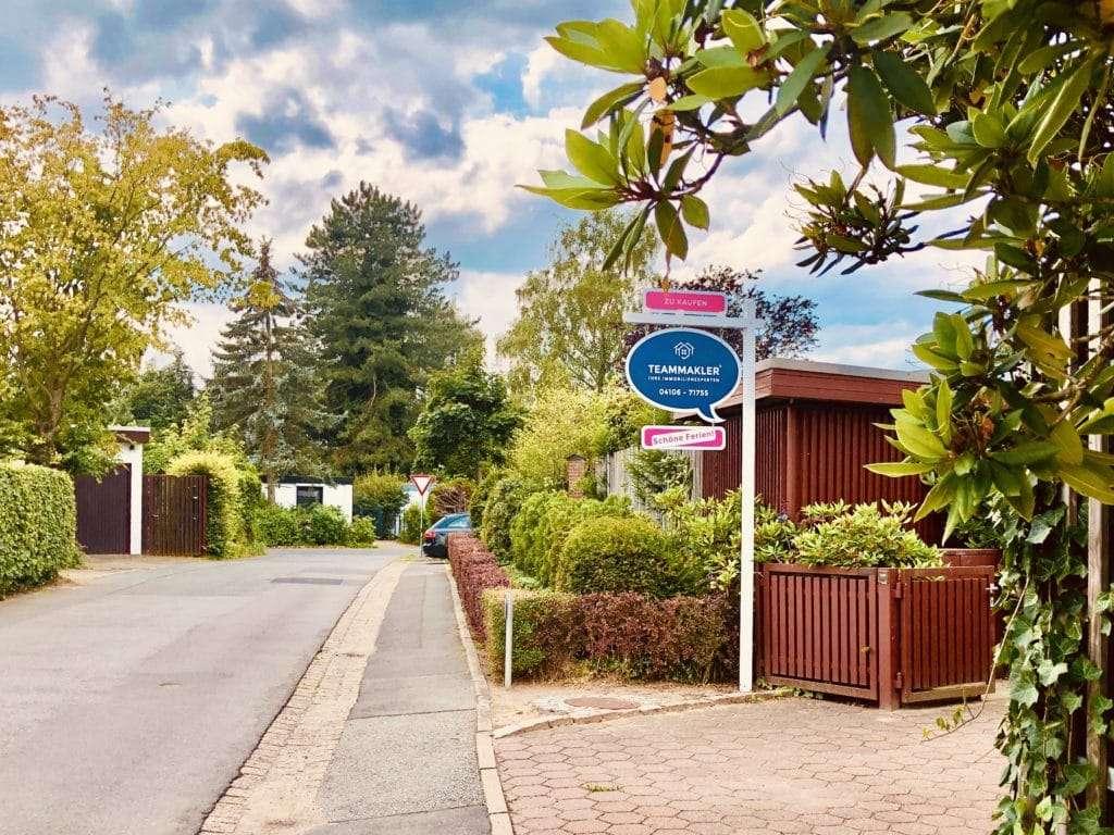 Marienhöhe in Quickborn: Neutra Siedlung