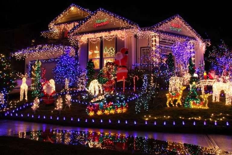 Weihnachtsdeko am Haus – worauf ist zu achten?