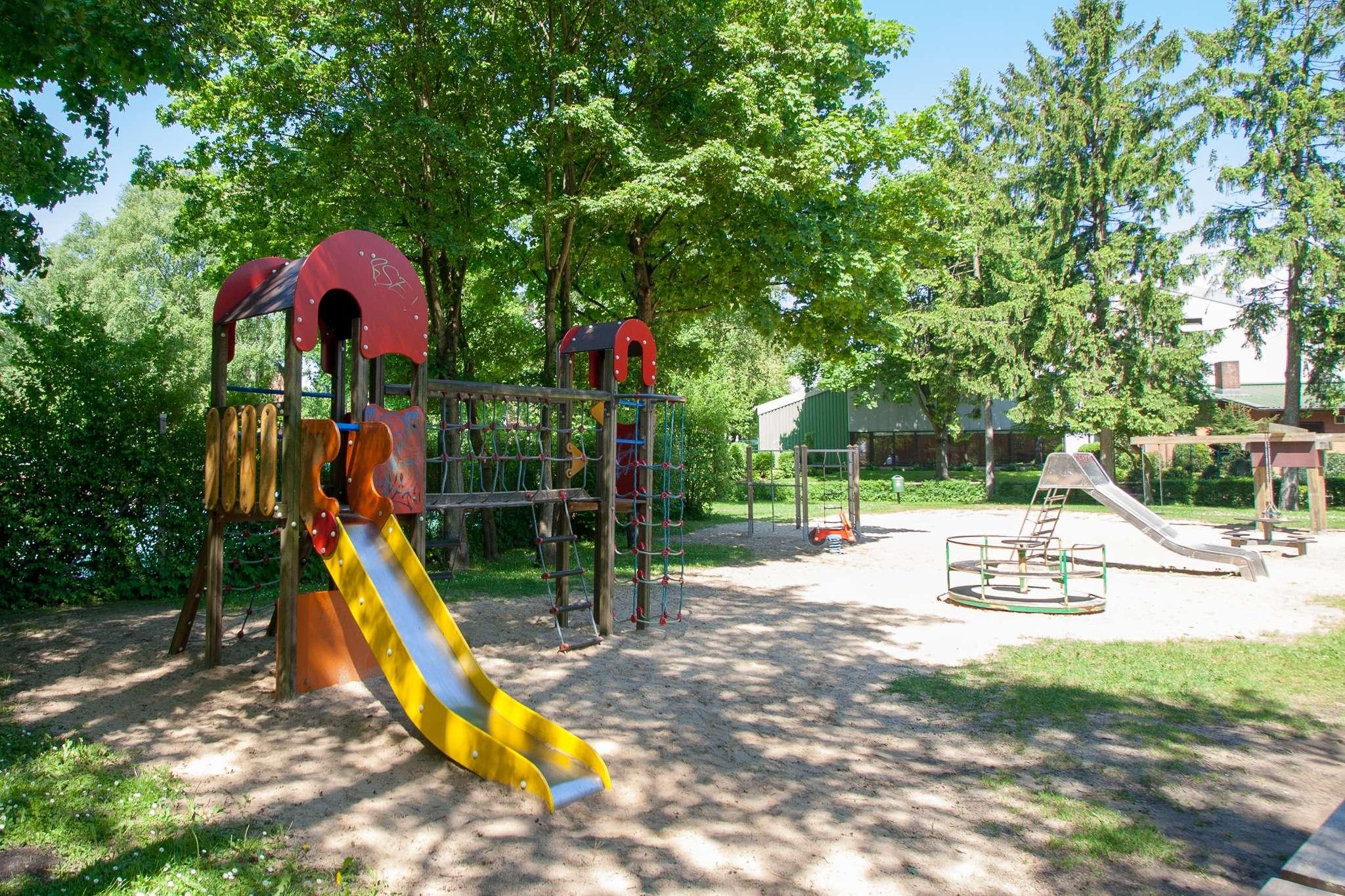 Spielplatz Ellerau Park
