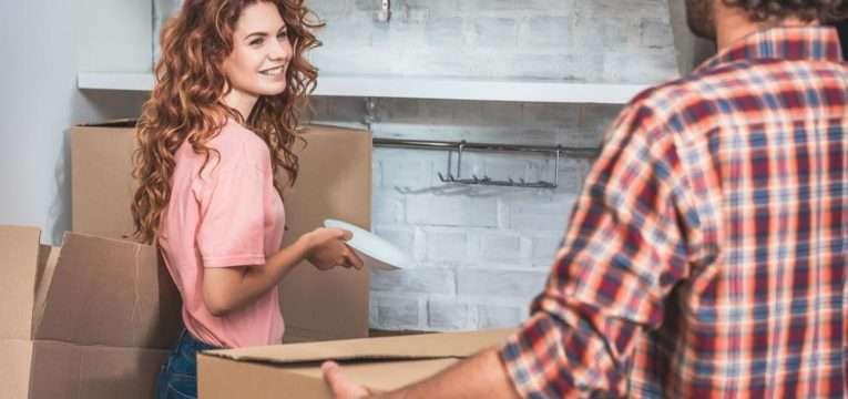 Teammakler Umzug Umziehen Immobilie