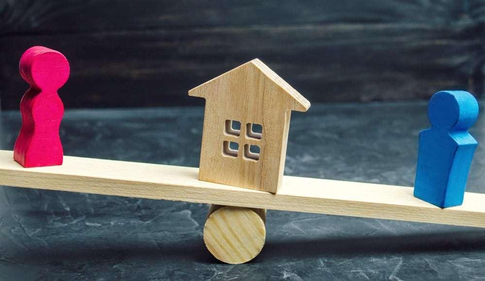 Scheidung Immobilie Teammakler