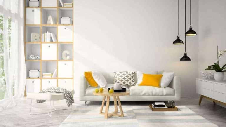 Keine kahlen Wände mehr – mit virtueller Möblierung