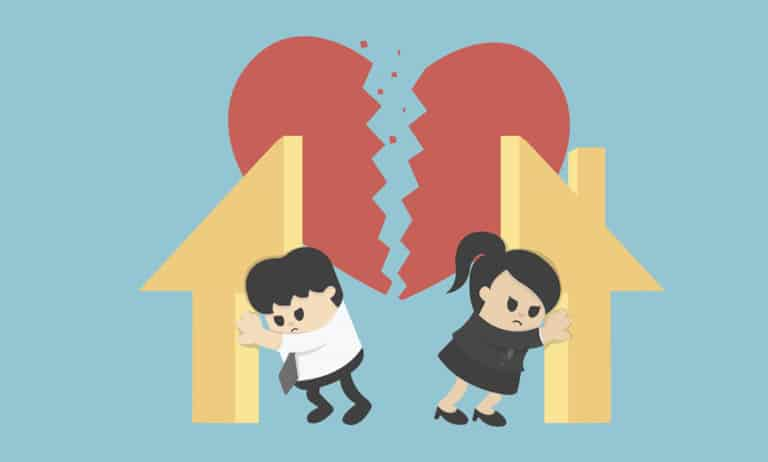Scheidungsimmobilie: Nina will bleiben, Nils will verkaufen – was nun?