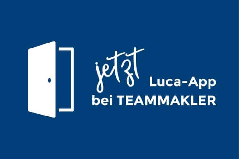 Kontaktpersonen-Nachverfolgung mit der Luca App