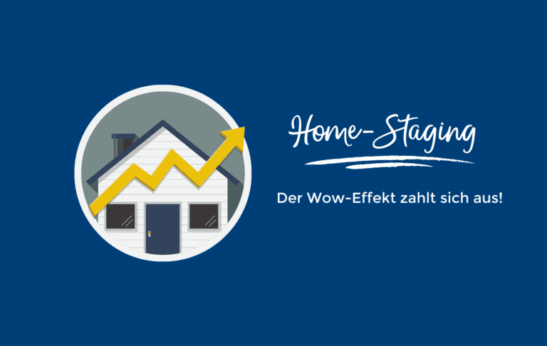 Home Staging – Showtime für Immobilien!