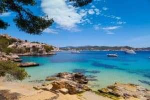 Cala Fornells Mallorca Spanien