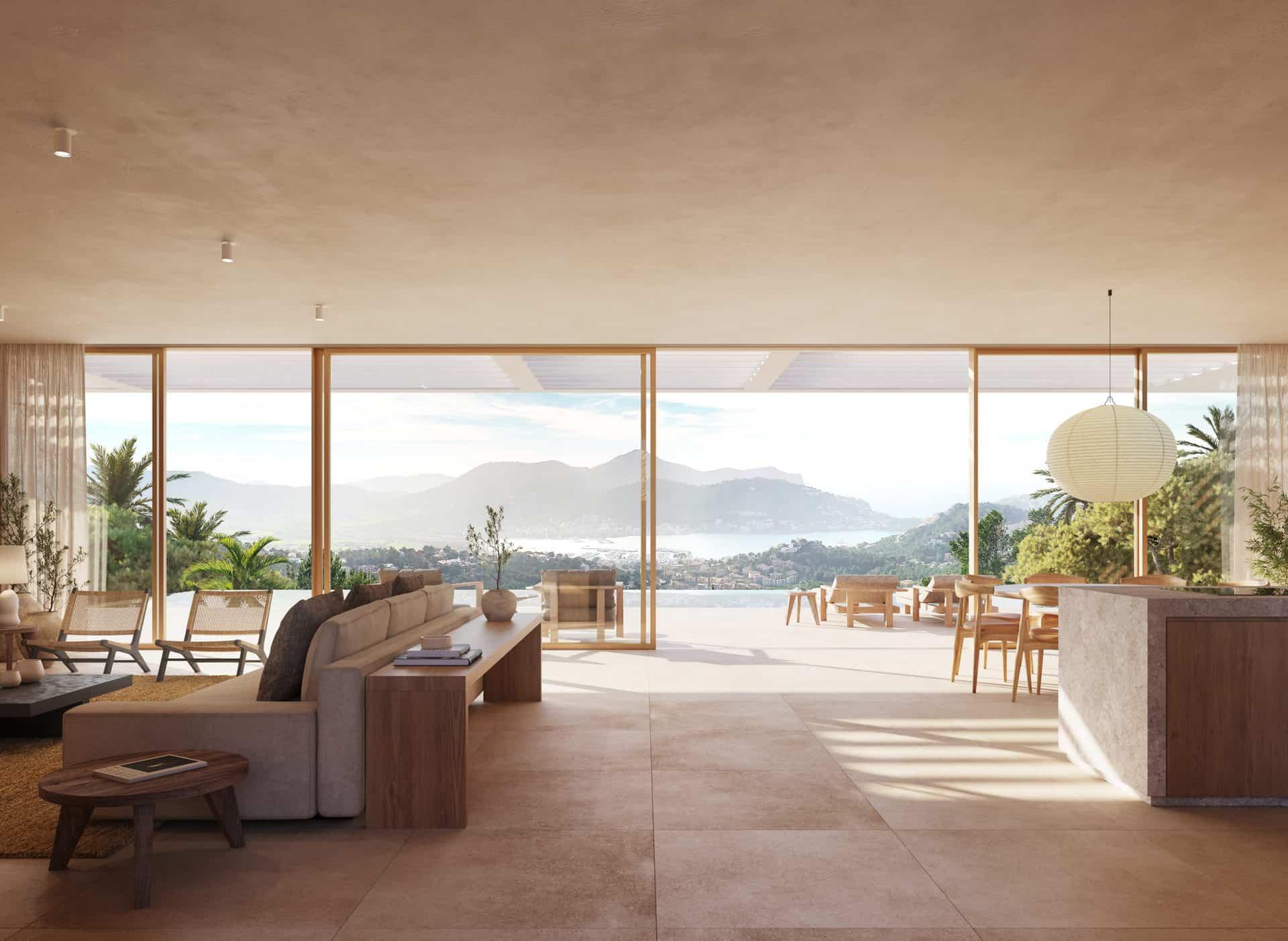 Mallorca Andratx Living Room Buena Vista Social Club
