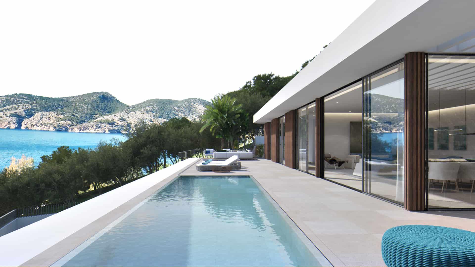 Pool Olivera Camp de Mar Mallorca Teammakler