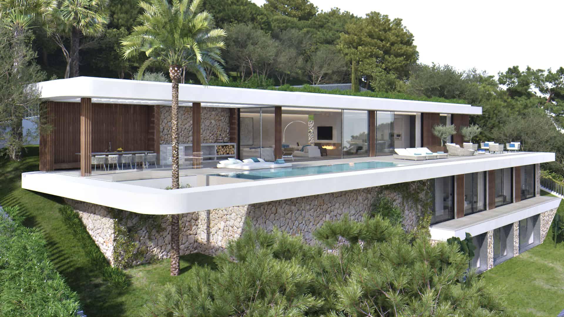 Villa Almendra Camp den Mar Mallorca Teammakler